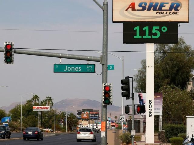 Vagues de chaleur étouffantes aux États-Unis et en Espagne, jusqu'à 47°C recensés