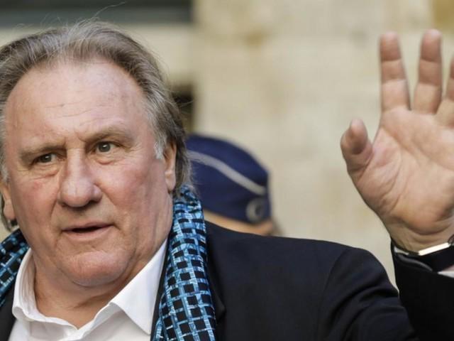 """Gérard Depardieu mis en examen pour """"viols"""" et """"agressions sexuelles"""""""
