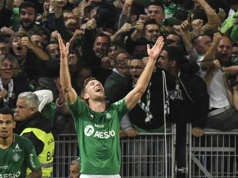 Mercato ASSE: Tout Sainté regrette déjà le départ de «l'homme du derby» Robert Beric