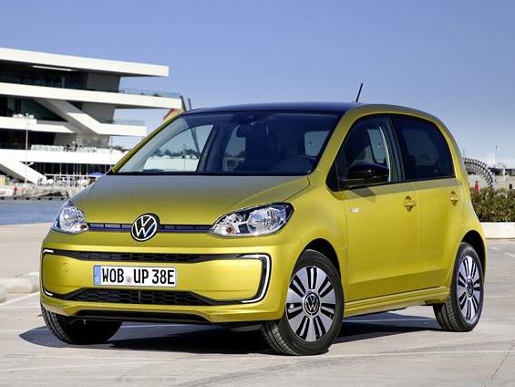 La Volkswagen e-up! électrique revendique une autonomie de 260 km