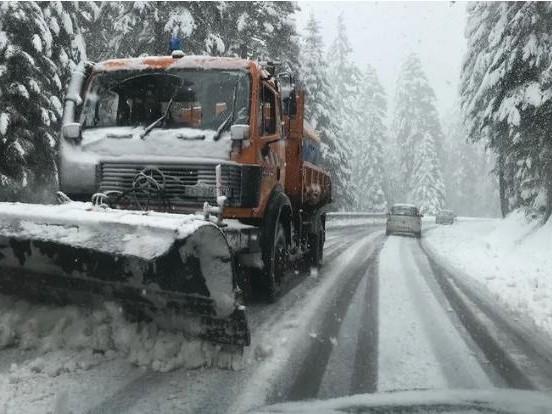 Météo : 11 départements en vigilance orange pour la neige ou la pluie et les inondations
