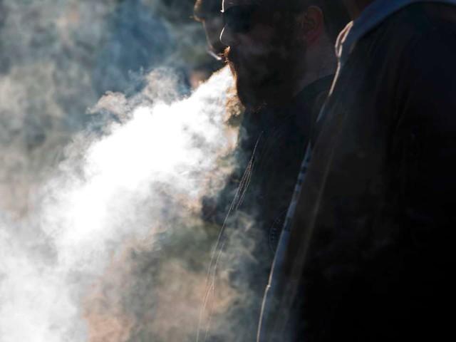 En Belgique, une mort attribuée au vapotage et à un mélange de produits nocifs