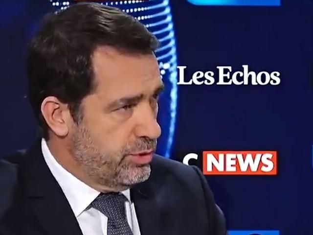 """Castaner dénonce les """"barbares"""" de l'acte 53 des gilets jaunes"""
