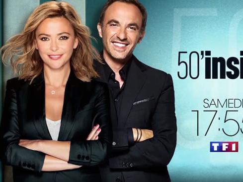 """Audiences access du 9 décembre : record pour """"50'Inside"""" et """"C l'hebdo"""""""