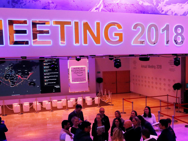 Pourquoi participer au Forum de Davos est bien plus riche que chic