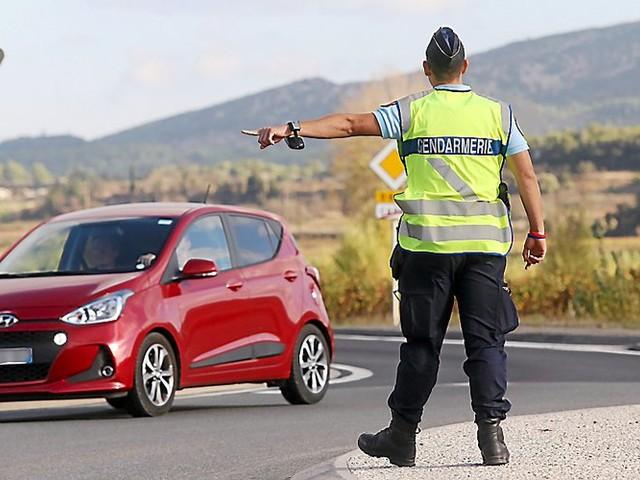 Aude : 270 infractions relevées ce week-end sur les routes par les gendarmes