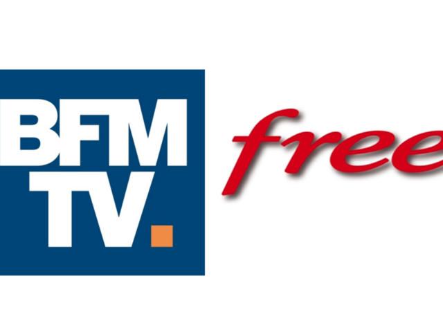 A partir du 16 août, les abonnés Free n'auront plus accès à la chaîne BFMTV