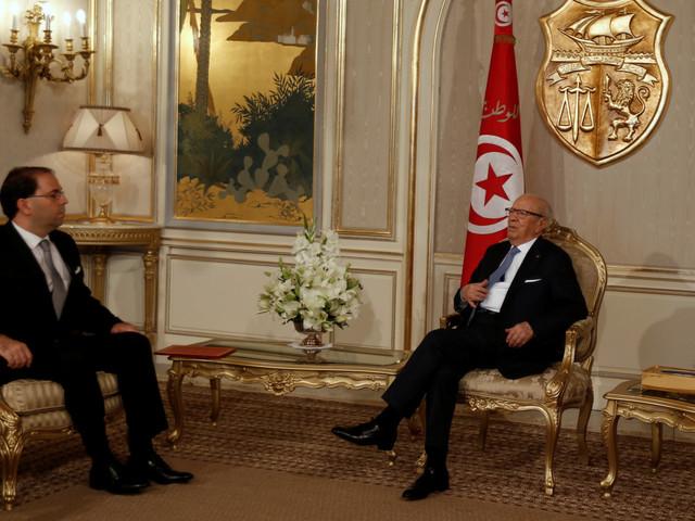 La côte de popularité de Béji Caïd Essebsi et de Youssef Chahed en légère baisse, selon Emrhod Consulting
