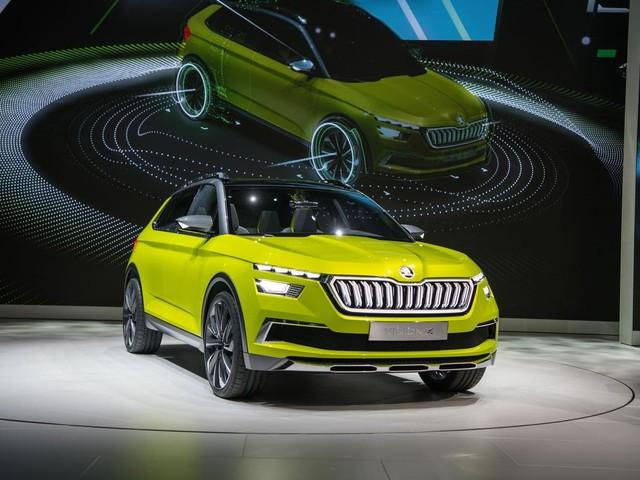 Vision X : Skoda va lancer un petit SUV