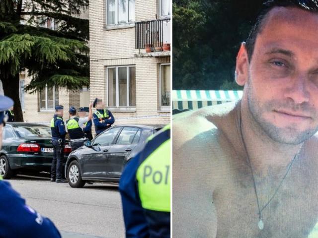 Bruno, 37 ans, a eu la gorge coupée par son père, qui a tenté de mettre fin à ses jours dans la foulée