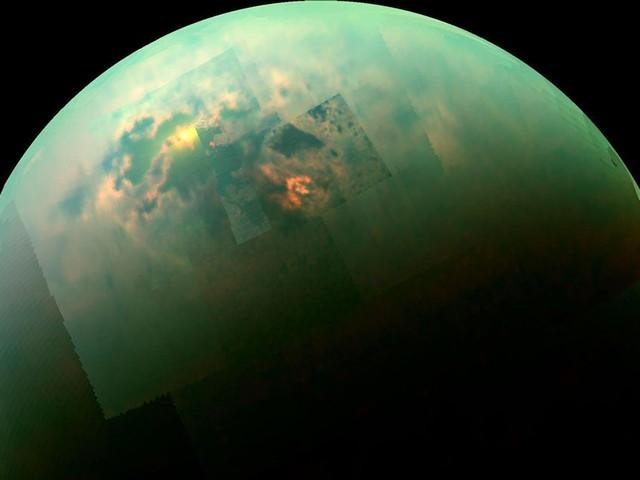 La NASA présente la première carte détaillée de Titan, la lune de Saturne pouvant abriter la vie