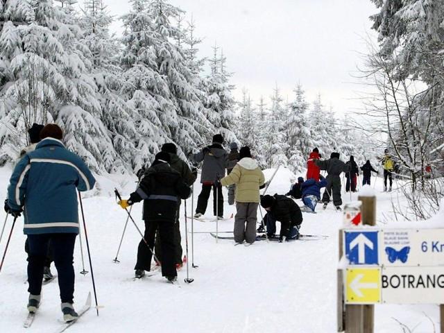 Avis aux amateurs de ski et de luge: les pistes sont ouvertes!