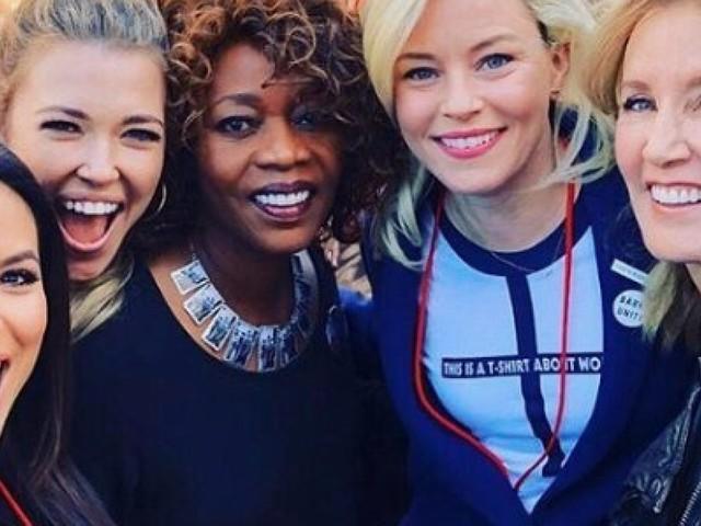 """""""Marche des femmes"""" contre Trump: ces stars ont participé aux rassemblements"""