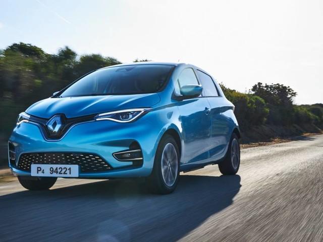 Essai Renault Zoé 2 : premier contact !