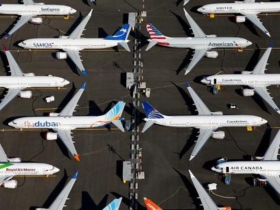 737 MAX : Boeing espère une reprise des vols en janvier