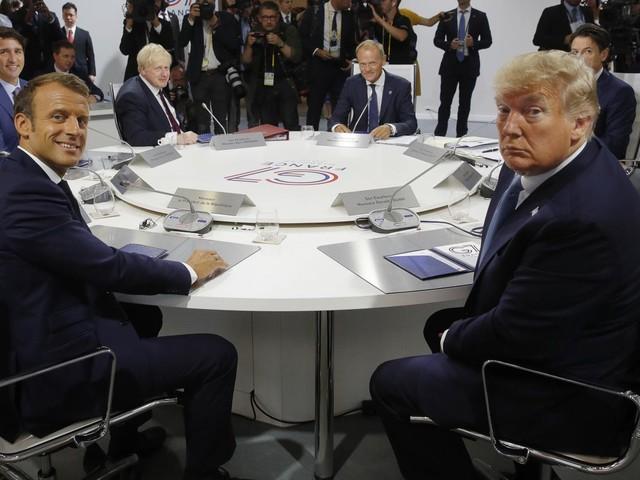 Sommet G7 : les discussions ont débuté