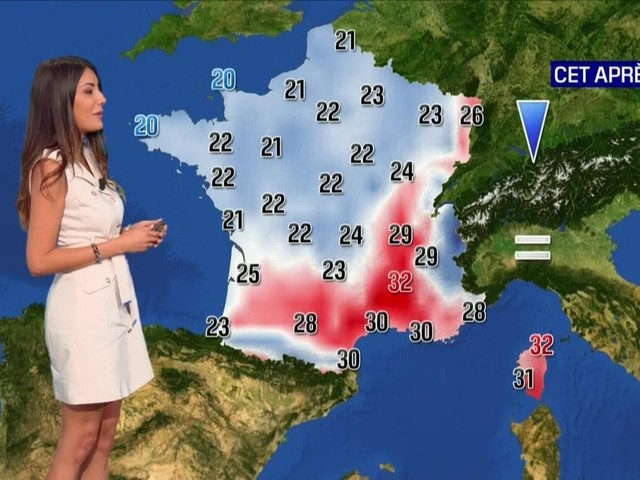 La météo pour ce mercredi 28 juillet 2021