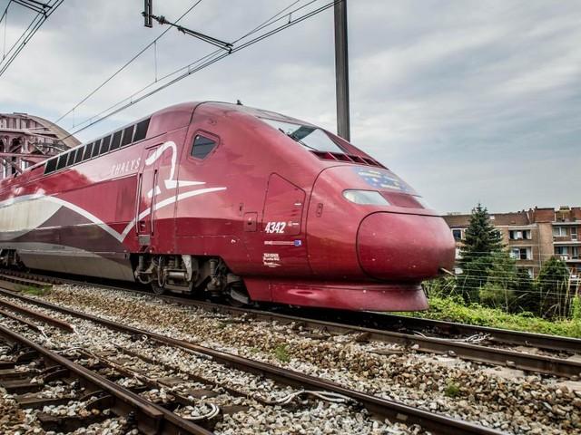 Le trafic ferroviaire perturbé entre Bruxelles et la France: un Thalys a percuté du gibier