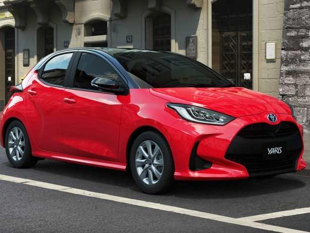 Nouvelle Toyota Yaris : bientôt en version sport