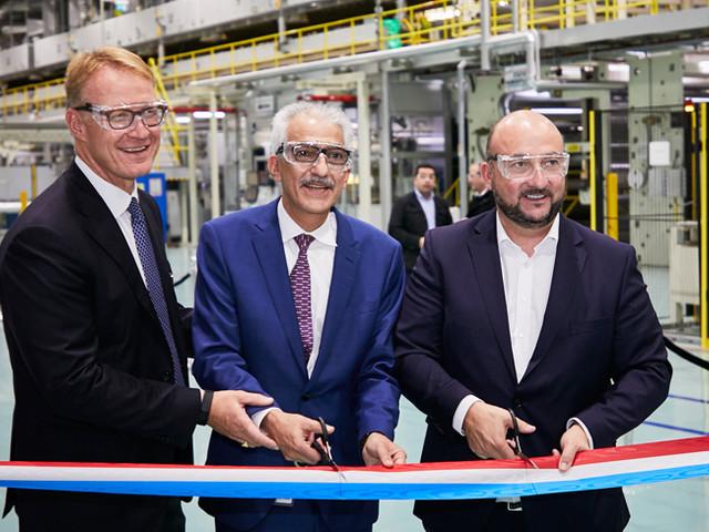 58 millions d'euros investis par Avery Dennison au Luxembourg pour augmenter sa production