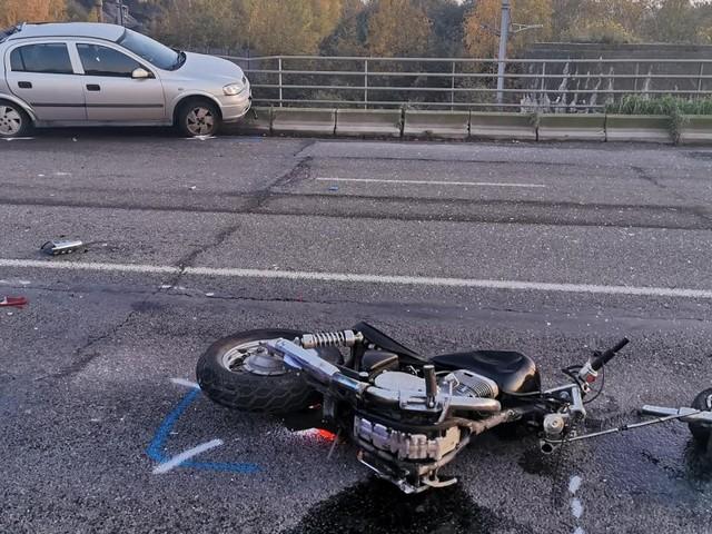 Louis, 21 ans, perd la vie dans un terrible accident de la route à Charleroi: «C'était un passionné de motos et quelqu'un de courageux!»