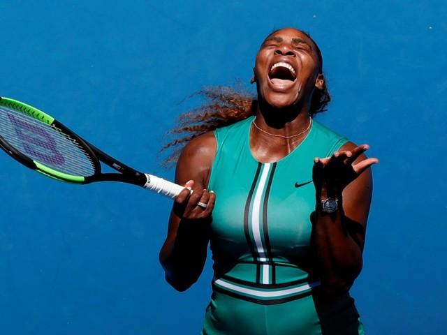 Serena pensait avoir gagné mais elle a craqué