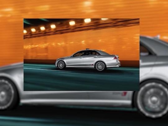 Ils battent le record de la traversée illégale des Etats-Unis en Mercedes AMG