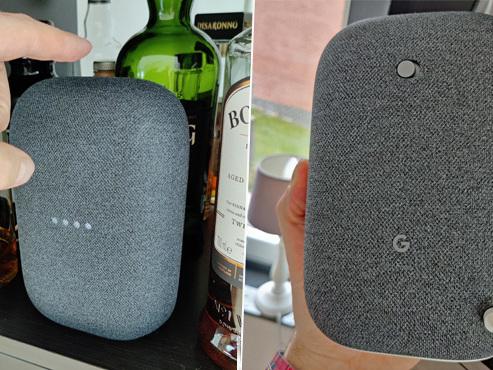 """Les tests de Mathieu: que vaut le Nest Audio, dernière """"enceinte intelligente"""" de Google à moins de 100€ ?"""