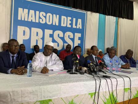 Mali : Le FSD dresse un tableau sombre du pays