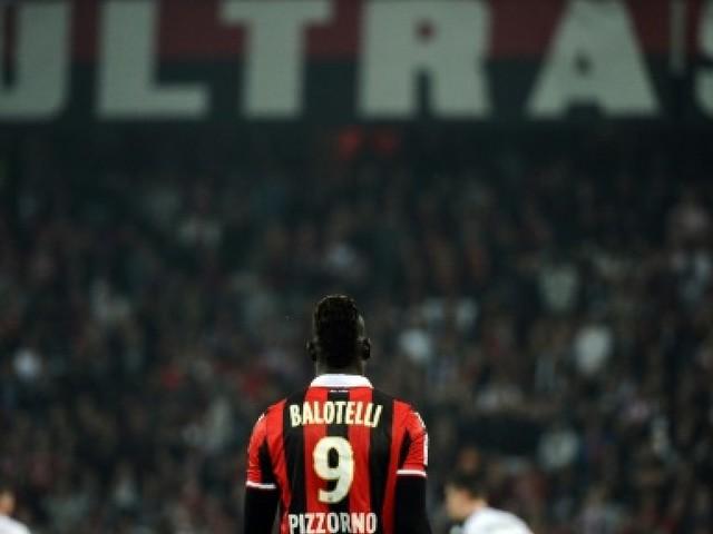 Nice: reprise de l'entraînement sans Balotelli, qui pourrait rester