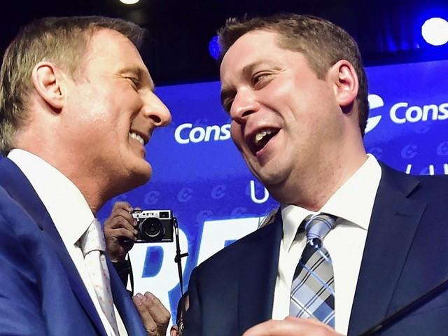 Parti conservateur du Canada: Andrew Scheer courtise déjà les Québécois