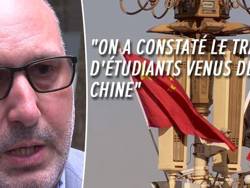 Des espions chinois envoyés en Belgique pour piller les connaissances du pays? La Sûreté de l'Etat met en garde
