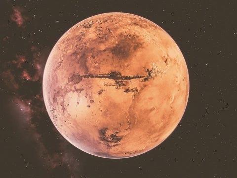 Et maintenant, le premier son enregistré sur Mars