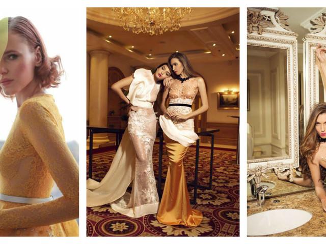 Saad & Sara Oudrassi, la prestigieuse maison de couture parisienne lancée par des Marocains