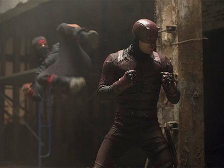Netflix tease la saison 3 de Daredevil, mais juste un peu