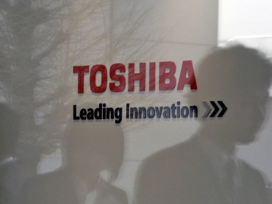 Toshiba lance une large augmentation de capital
