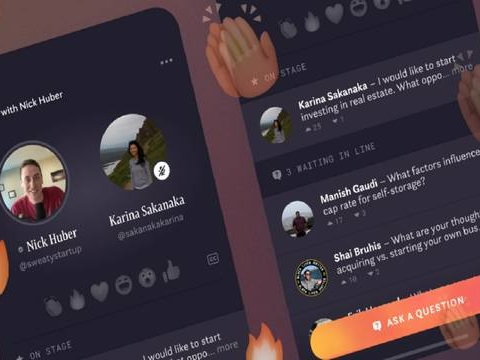 Facebook lance l'application Hotline, mélange de Clubhouse et Zoom