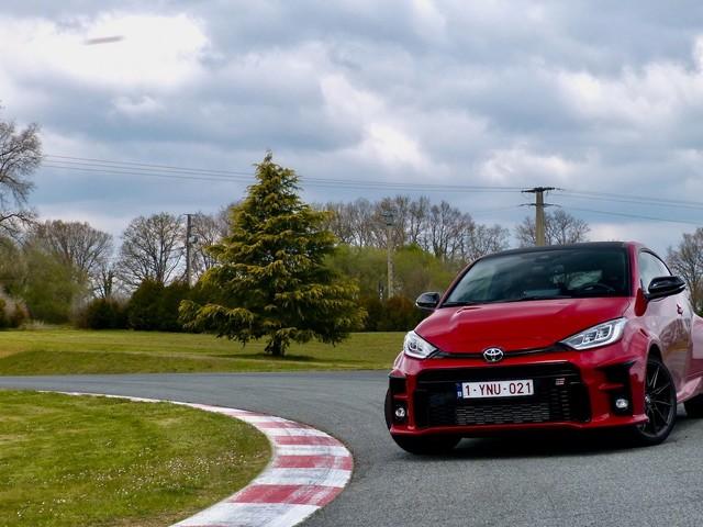 Essai piste Toyota GR Yaris Track : du rallye au circuit