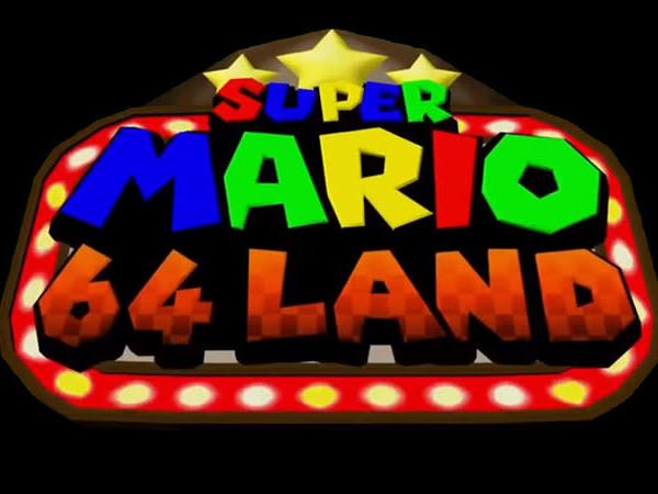 Un fan réinvente Super Mario Land sur Nintendo 64