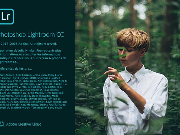 Adobe Max 2018 : Lightroom Classic CC 8.0 et Lightroom CC 2.0 sont disponibles !