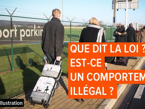 """Isabel choquée par un taximan à l'aéroport de Charleroi: """"Il a REFUSÉ de nous prendre en charge pour une petite course pas assez rentable"""""""
