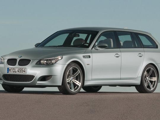 BMW exclut le retour d'un break M