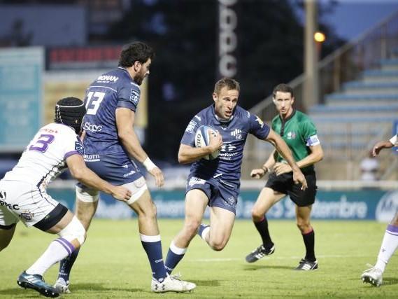 Rugby - Pro D2 - Pro D2: l'USAP et Colomiers ne se quittent pas en tête du classement