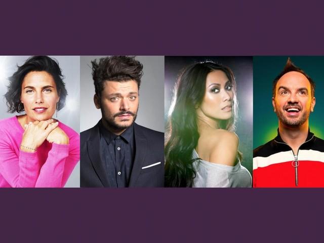 """""""Mask Singer"""" : Kev Adams, Anggun, Alessandra Sublet et Jarry sont les enquêteurs du nouveau divertissement déjanté de TF1"""
