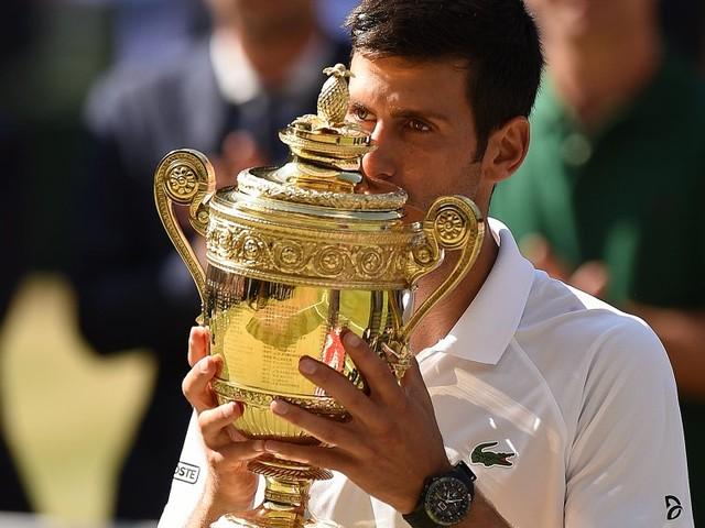 Wimbledon : Djokovic domine Anderson et remporte un quatrième titre