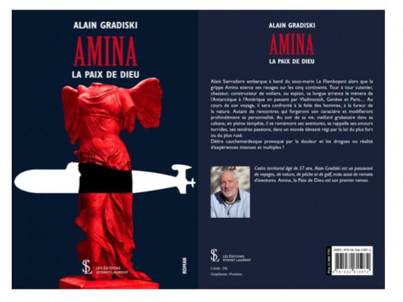 Amina, la paix de Dieu : Un grand roman géopolitique ! Par Richard Labévière