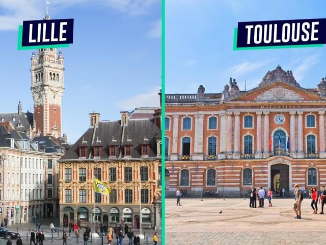 Top 10 des villes françaises où on trouve le plus de célibataires (bougez pas j'arrive)