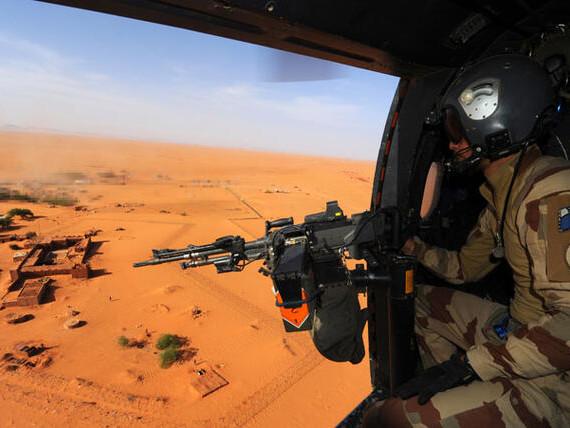 Editorial des bulletins d'entreprise - Troupes françaises, hors du Sahel et hors d'Afrique !