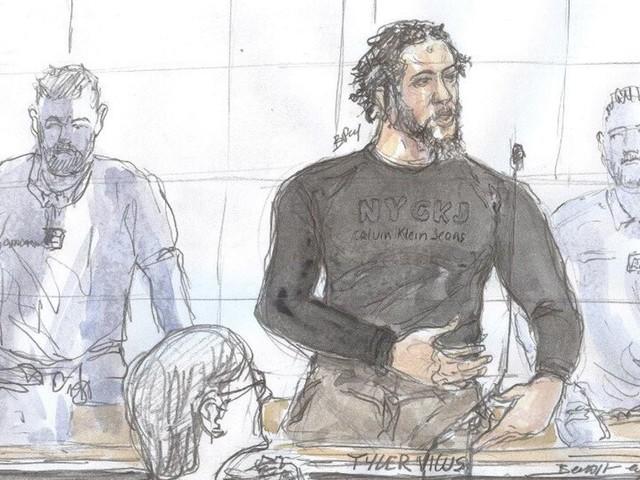 Tyler Vilus, jihadiste français de Daech, condamné en appel à la perpétuité