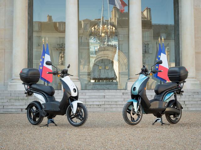 Peugeot e-Ludix : le cyclo électrique des Millenials ?   Salon Milan 2019